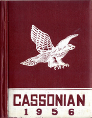 1956 Edition, Cass Township High School - Cassonian Yearbook (Minersville, PA)