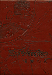 1949 Edition, Osceola Mills High School - Osceolian Yearbook (Osceola Mills, PA)