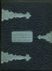 1951 Edition, Osceola Mills High School - Osceolian Yearbook (Osceola Mills, PA)