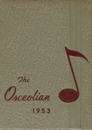 1953 Edition, Osceola Mills High School - Osceolian Yearbook (Osceola Mills, PA)