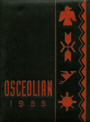 Page 1, 1955 Edition, Osceola Mills High School - Osceolian Yearbook (Osceola Mills, PA) online yearbook collection