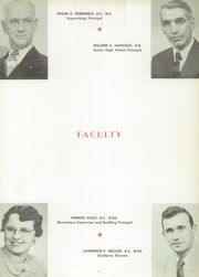 Page 11, 1955 Edition, Osceola Mills High School - Osceolian Yearbook (Osceola Mills, PA) online yearbook collection