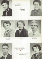 Page 13, 1955 Edition, Osceola Mills High School - Osceolian Yearbook (Osceola Mills, PA) online yearbook collection