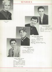 Page 16, 1955 Edition, Osceola Mills High School - Osceolian Yearbook (Osceola Mills, PA) online yearbook collection