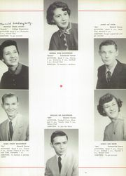 Page 17, 1955 Edition, Osceola Mills High School - Osceolian Yearbook (Osceola Mills, PA) online yearbook collection