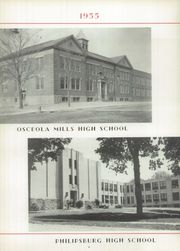 Page 8, 1955 Edition, Osceola Mills High School - Osceolian Yearbook (Osceola Mills, PA) online yearbook collection