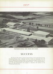 Page 9, 1955 Edition, Osceola Mills High School - Osceolian Yearbook (Osceola Mills, PA) online yearbook collection