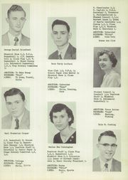 Page 21, 1954 Edition, Westfield High School - We Fi Yearbook (Westfield, PA) online yearbook collection
