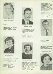 Page 22, 1954 Edition, Westfield High School - We Fi Yearbook (Westfield, PA) online yearbook collection