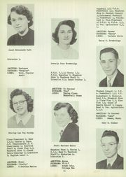 Page 30, 1954 Edition, Westfield High School - We Fi Yearbook (Westfield, PA) online yearbook collection