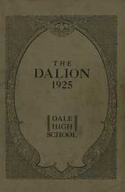 Page 1, 1925 Edition, Dale High School - Dalion Yearbook (Johnstown, PA) online yearbook collection