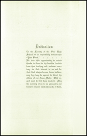 Page 13, 1925 Edition, Dale High School - Dalion Yearbook (Johnstown, PA) online yearbook collection