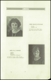 Page 15, 1925 Edition, Dale High School - Dalion Yearbook (Johnstown, PA) online yearbook collection