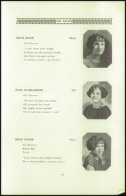 Page 17, 1925 Edition, Dale High School - Dalion Yearbook (Johnstown, PA) online yearbook collection