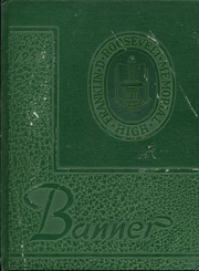 Page 1, 1955 Edition, Roosevelt High School - Banner Yearbook (Kulpmont, PA) online yearbook collection