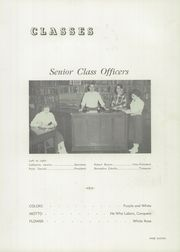 Page 15, 1955 Edition, Roosevelt High School - Banner Yearbook (Kulpmont, PA) online yearbook collection