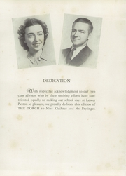 Page 9, 1940 Edition, Lower Paxton High School - Ranger Yearbook (Harrisburg, PA) online yearbook collection