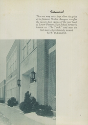 Page 5, 1943 Edition, Lower Paxton High School - Ranger Yearbook (Harrisburg, PA) online yearbook collection