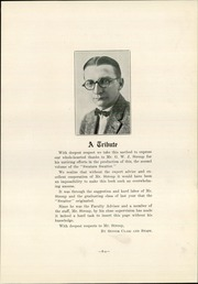 Page 11, 1923 Edition, Swatara High School - Yearbook (Oberlin, PA) online yearbook collection
