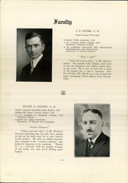 Page 6, 1923 Edition, Swatara High School - Yearbook (Oberlin, PA) online yearbook collection