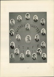 Page 9, 1923 Edition, Swatara High School - Yearbook (Oberlin, PA) online yearbook collection