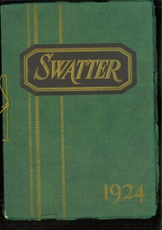 Page 1, 1924 Edition, Swatara High School - Yearbook (Oberlin, PA) online yearbook collection