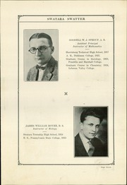 Page 11, 1924 Edition, Swatara High School - Yearbook (Oberlin, PA) online yearbook collection