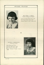 Page 12, 1924 Edition, Swatara High School - Yearbook (Oberlin, PA) online yearbook collection