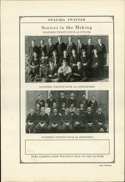 Page 17, 1924 Edition, Swatara High School - Yearbook (Oberlin, PA) online yearbook collection