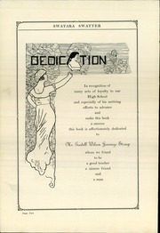 Page 6, 1924 Edition, Swatara High School - Yearbook (Oberlin, PA) online yearbook collection