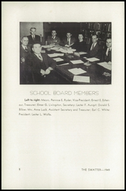 Page 12, 1949 Edition, Swatara High School - Yearbook (Oberlin, PA) online yearbook collection