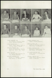 Page 14, 1949 Edition, Swatara High School - Yearbook (Oberlin, PA) online yearbook collection