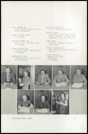 Page 15, 1949 Edition, Swatara High School - Yearbook (Oberlin, PA) online yearbook collection