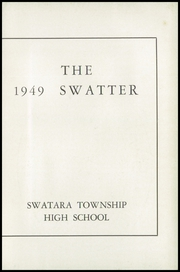 Page 7, 1949 Edition, Swatara High School - Yearbook (Oberlin, PA) online yearbook collection