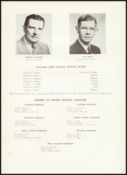 Page 9, 1955 Edition, Swatara High School - Yearbook (Oberlin, PA) online yearbook collection