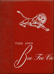 1959 Edition, Bell Avon High School - Bee Tee Vie Yearbook (Salina, PA)