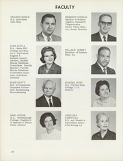 Page 14, 1967 Edition, Arsenal Washington Vocational Technical High School - Cavalier Yearbook (Pittsburgh, PA) online yearbook collection