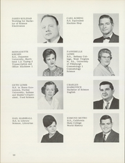Page 16, 1967 Edition, Arsenal Washington Vocational Technical High School - Cavalier Yearbook (Pittsburgh, PA) online yearbook collection