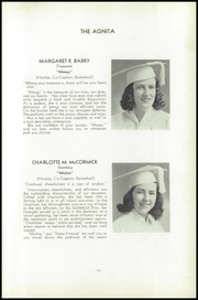 Page 17, 1940 Edition, St Agnes High School - Agnita Yearbook (West Chester, PA) online yearbook collection