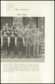 Page 15, 1948 Edition, St Agnes High School - Agnita Yearbook (West Chester, PA) online yearbook collection