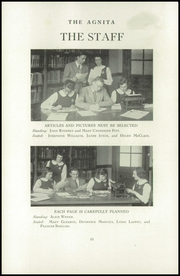 Page 16, 1948 Edition, St Agnes High School - Agnita Yearbook (West Chester, PA) online yearbook collection