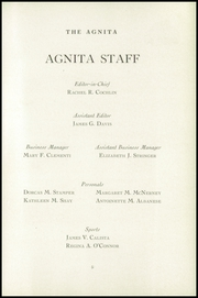 Page 9, 1949 Edition, St Agnes High School - Agnita Yearbook (West Chester, PA) online yearbook collection