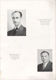 Page 14, 1944 Edition, Sandy Township High School - Flambeau Yearbook (Du Bois, PA) online yearbook collection