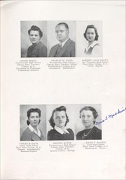 Page 15, 1944 Edition, Sandy Township High School - Flambeau Yearbook (Du Bois, PA) online yearbook collection