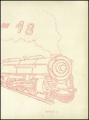 Page 11, 1948 Edition, Sandy Township High School - Flambeau Yearbook (Du Bois, PA) online yearbook collection