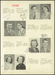 Page 15, 1948 Edition, Sandy Township High School - Flambeau Yearbook (Du Bois, PA) online yearbook collection