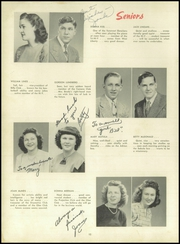 Page 16, 1948 Edition, Sandy Township High School - Flambeau Yearbook (Du Bois, PA) online yearbook collection