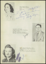Page 10, 1948 Edition, Washington Township High School - Wahtonian Yearbook (Waynesboro, PA) online yearbook collection