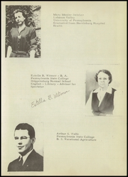 Page 13, 1948 Edition, Washington Township High School - Wahtonian Yearbook (Waynesboro, PA) online yearbook collection