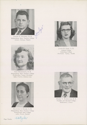 Page 16, 1950 Edition, Washington Township High School - Wahtonian Yearbook (Waynesboro, PA) online yearbook collection